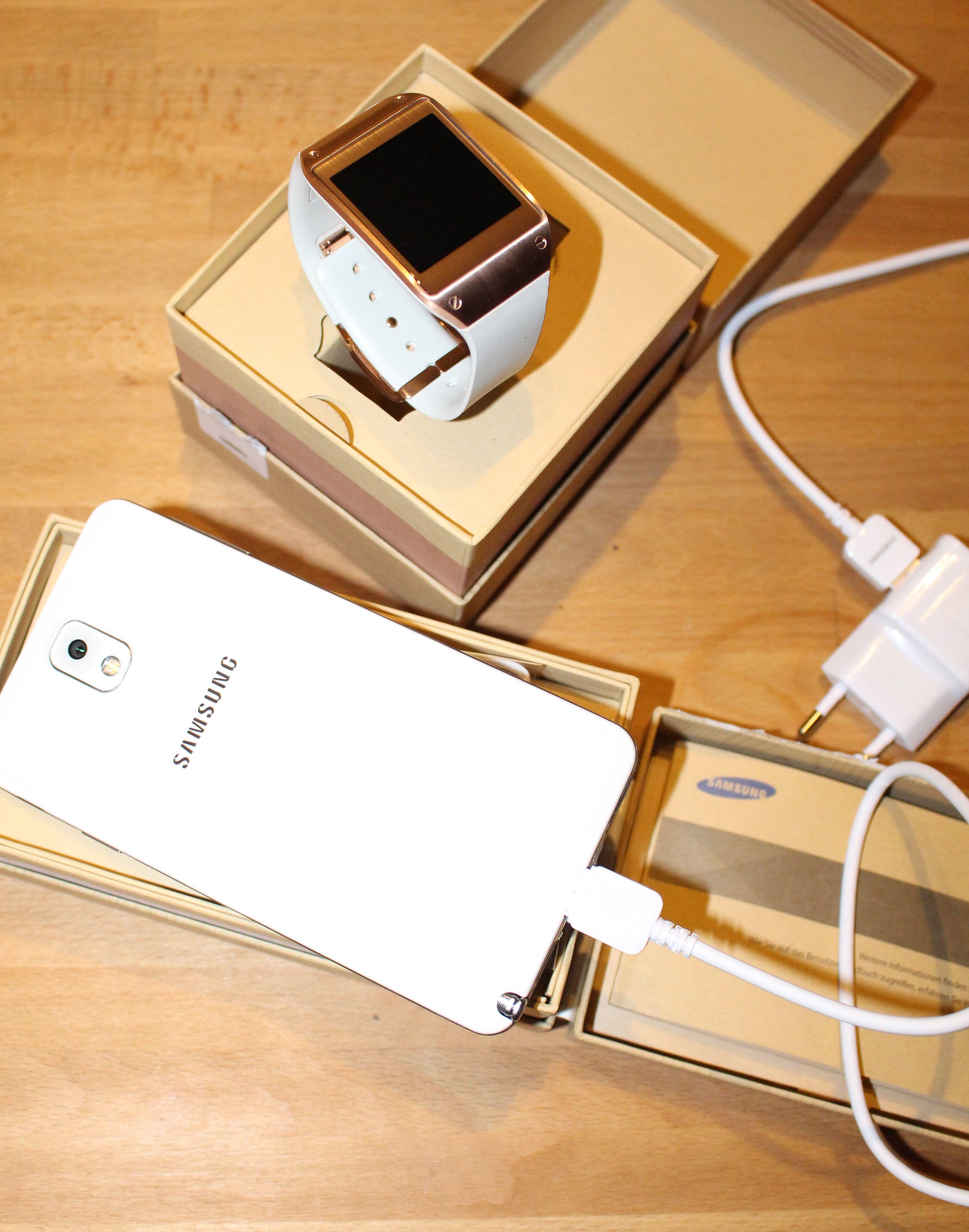 Ausgepackt - Galaxy Note 3 & Gear - das Fazit