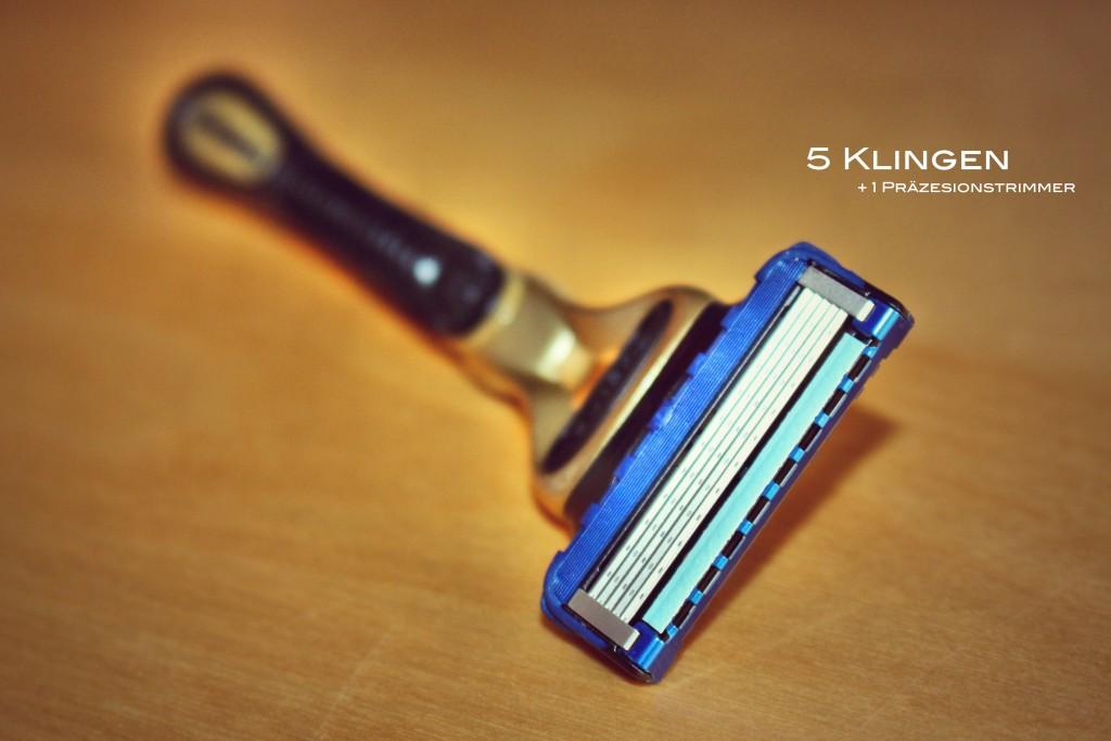 Klingen 1024x683 - Gillette Fusion ProGlide GOLD-Edition im Test