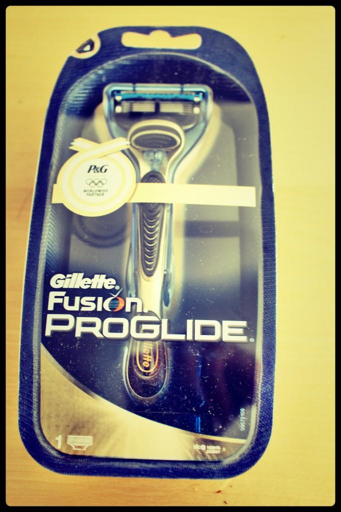Verpackung 683x1024 - Gillette Fusion ProGlide GOLD-Edition im Test