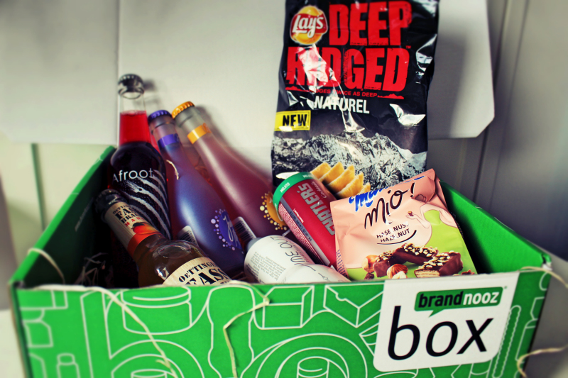 box - Brandnooz Box Juli 2014
