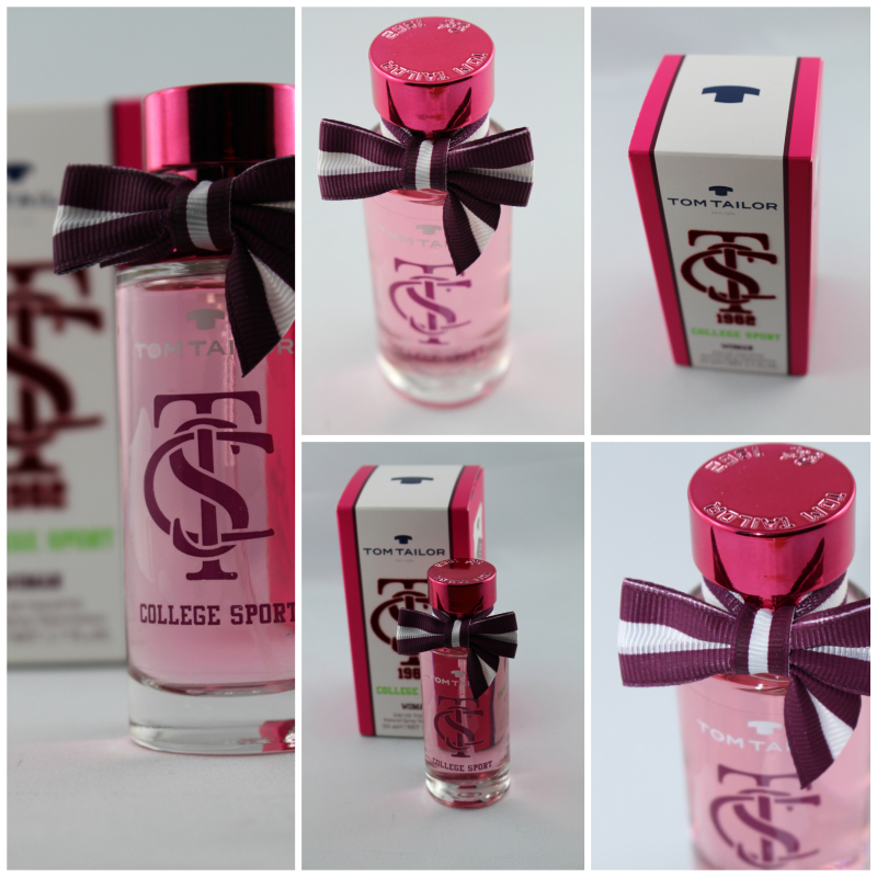 parfum collage - Tom Tailor Parfum 'College Sport for Woman'