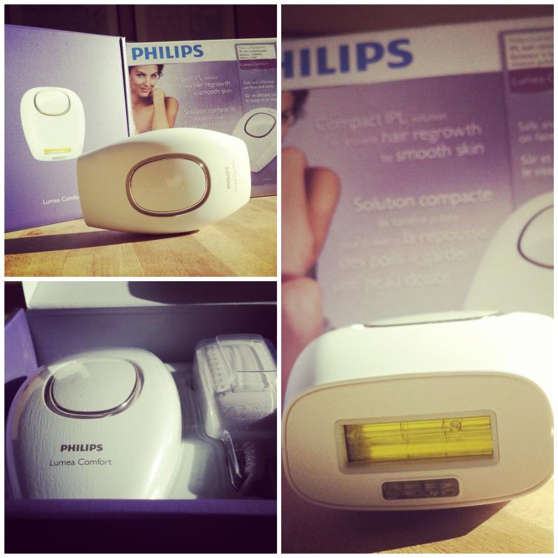 mix - Philips Lumea Comfort Erfahrungen