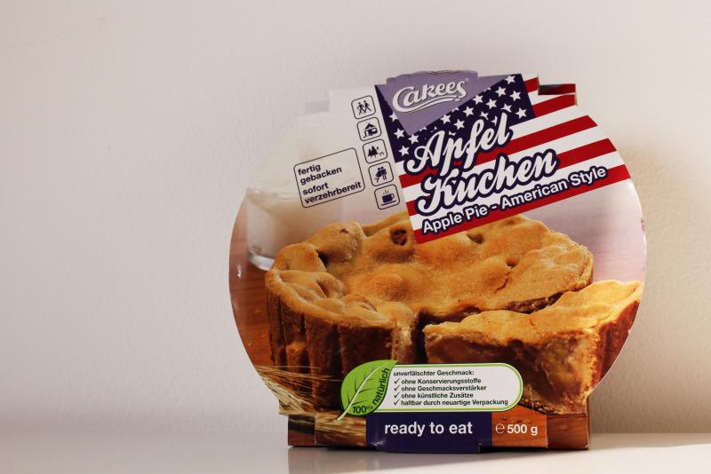 total1 - Cakees Apfelkuchen im Test