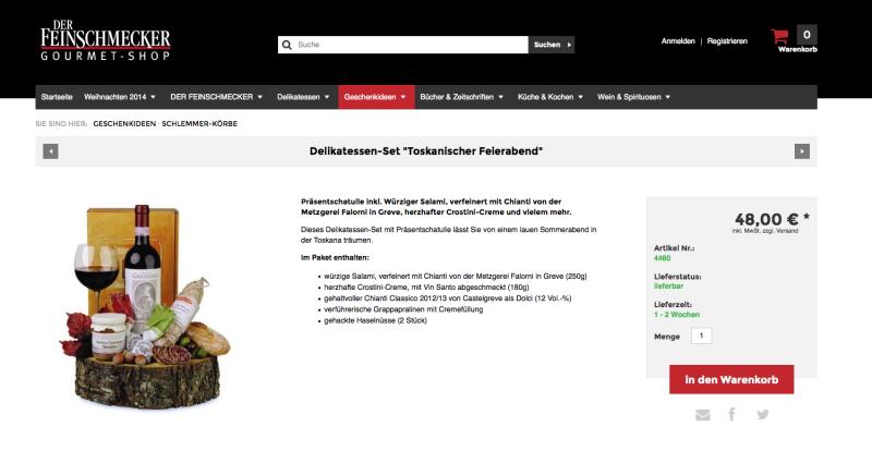 Feinschmecker 1