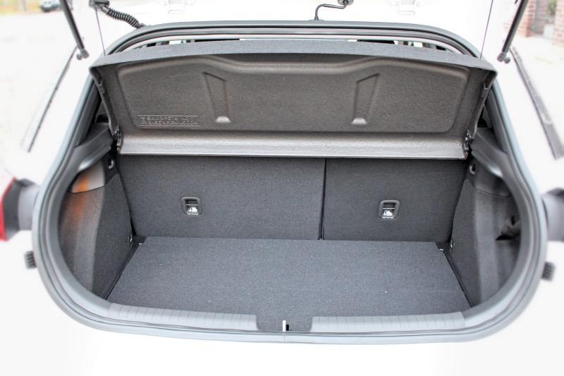 kofferraum - Hyundai i20 im Test – Kofferraum Check