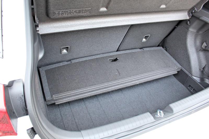 kofferraum2 - Hyundai i20 im Test – Kofferraum Check