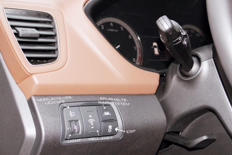 Tag 6 - Innenraum Hyundai i20