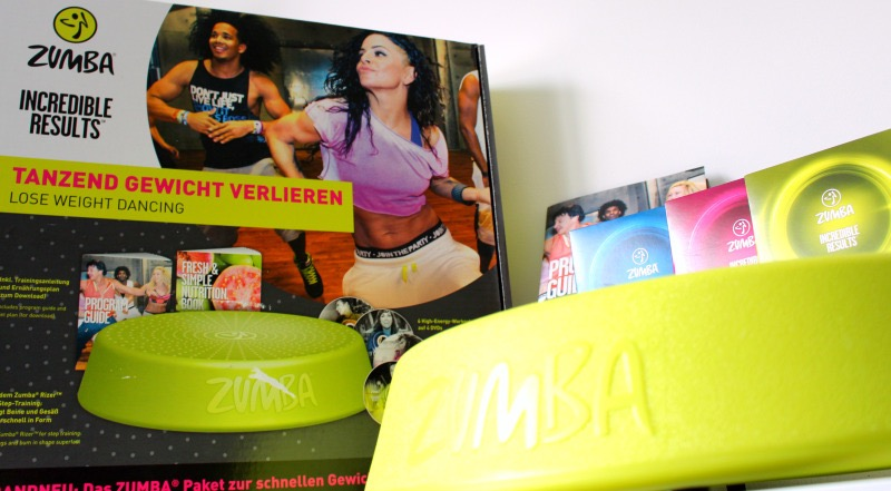 "11 - ZUMBA Paket ""Incredible Results"" im Test"
