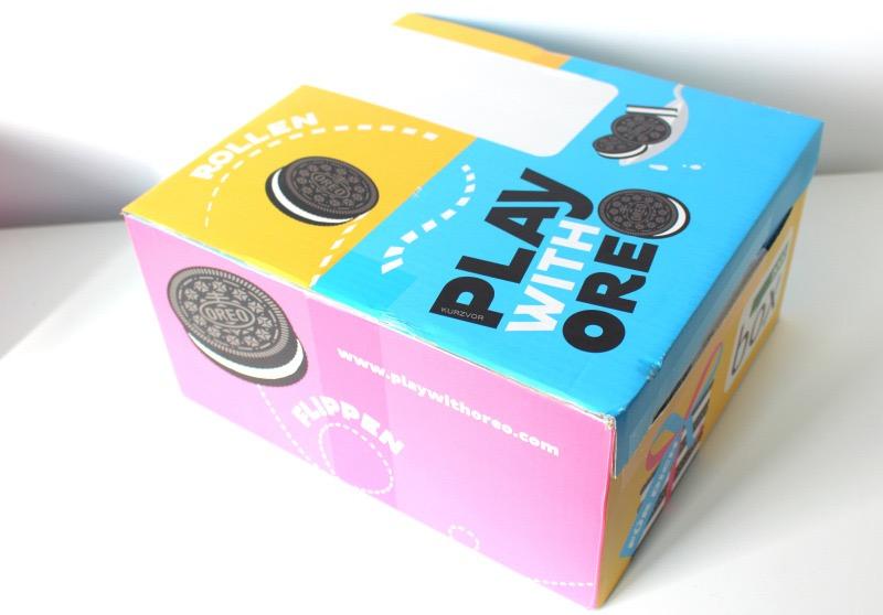 box schrift - Brandnooz Oreo Box