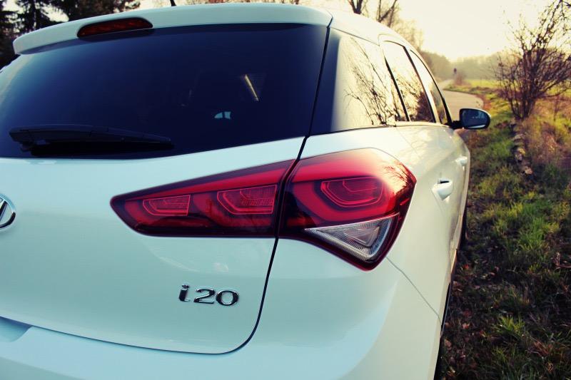 a 14 - Hyundai i20 im Test - Tag 1