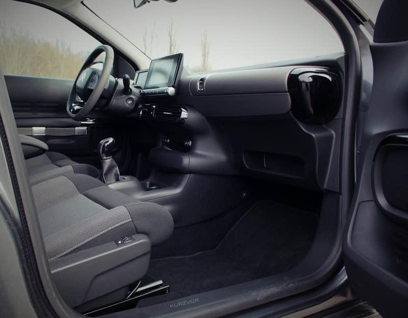 beifahrer - Citroën C4 Cactus im Test – Das Platzangebot