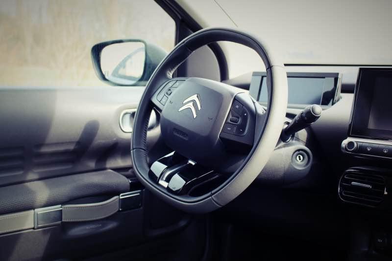 citroen c4 cactus innen nah - Citroën C4 Cactus im Test – Das Endergebnis