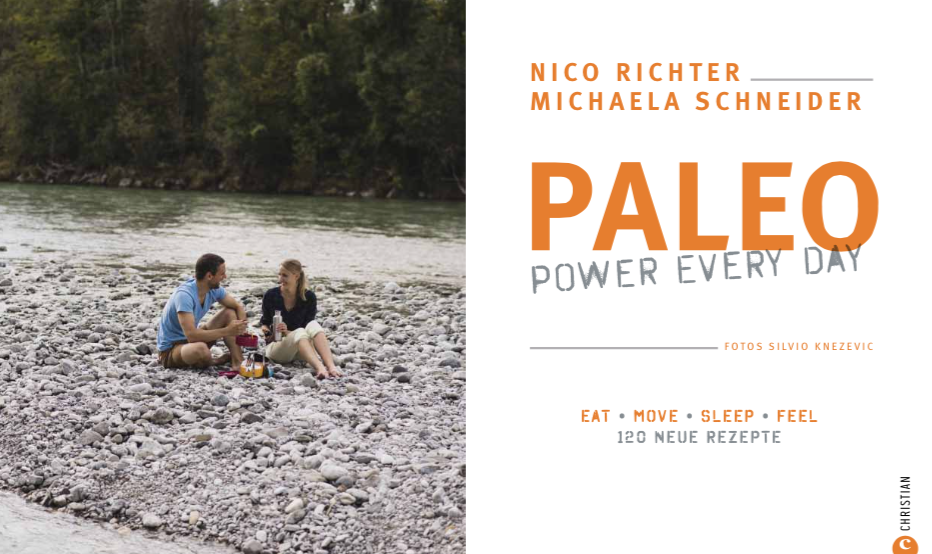 cover - Paleo: Power every day - die Buchrezension