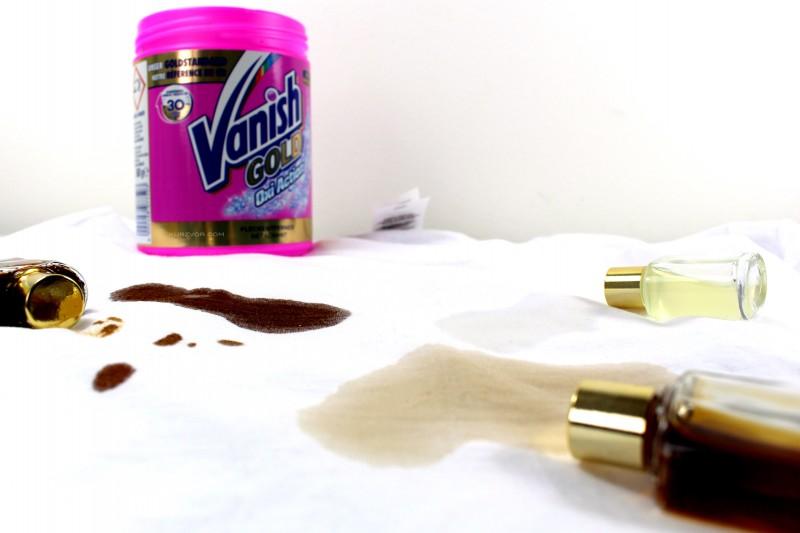Vanish flcken