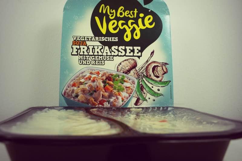 frikassee verpackt - My Best Veggie Fertiggerichte im Test