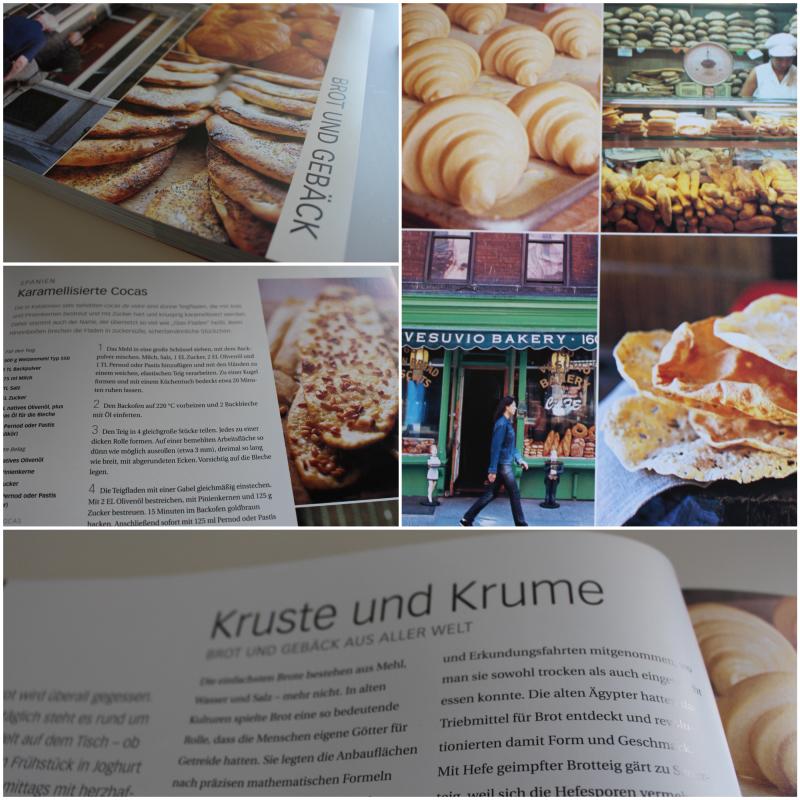 brotmix - Eine kulinarische Weltreise - die Buchrezension