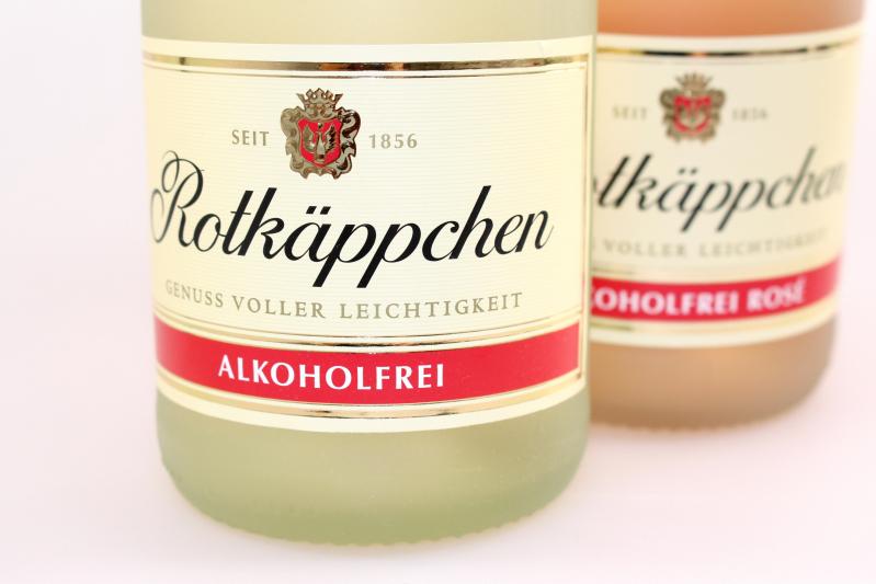 close1 - Rotkäppchen Sekt Alkoholfrei im Test