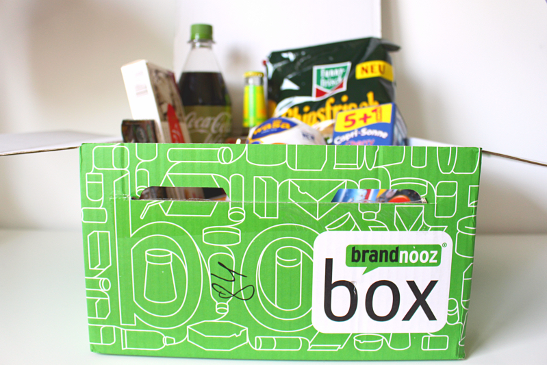 2 - Brandnooz Box April 2015