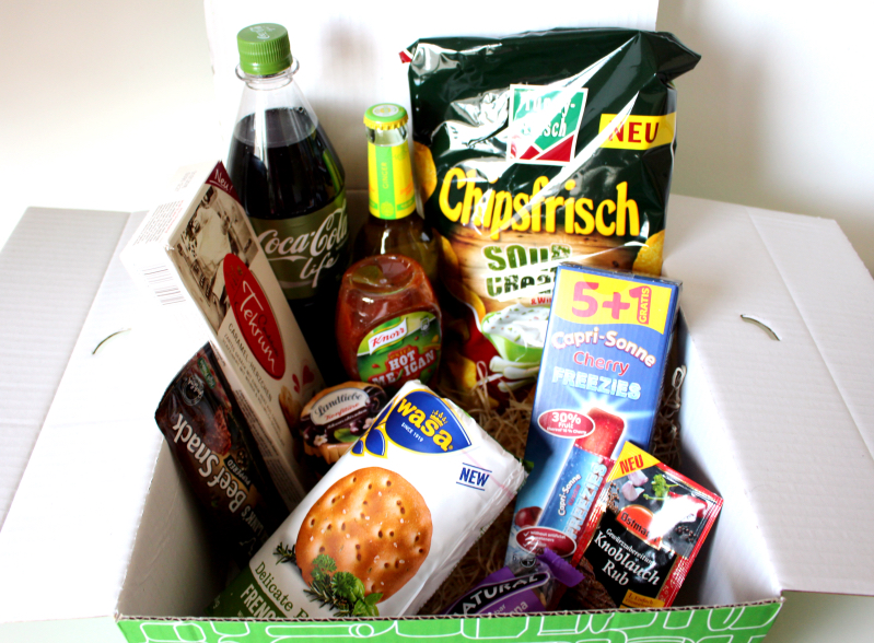 3 - Brandnooz Box April 2015