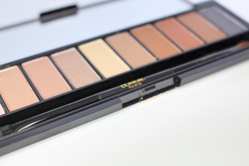 loreal - L'Oréal La Palette Nude