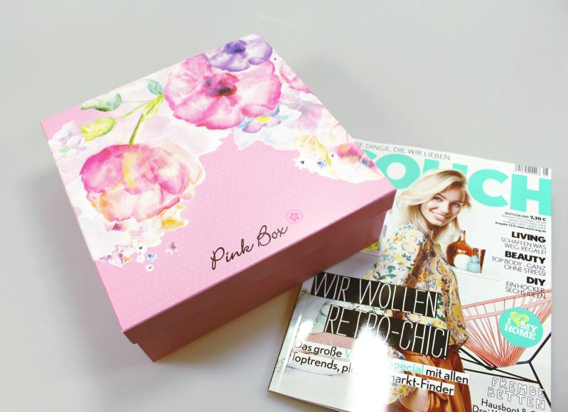 total - Pink Box Mai 2015