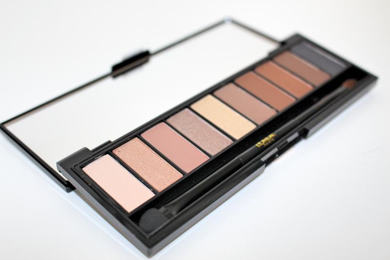 total2 - L'Oréal La Palette Nude