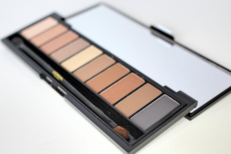 total 2 - L'Oréal La Palette Nude