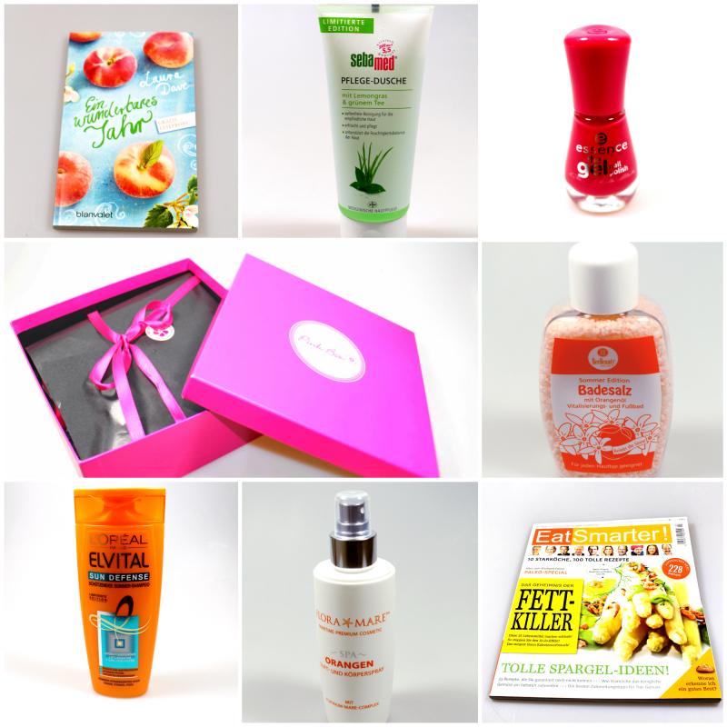 3 - Pink Box Juni 2015