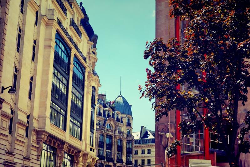 architektur 1 - Wir waren dann mal in Paris