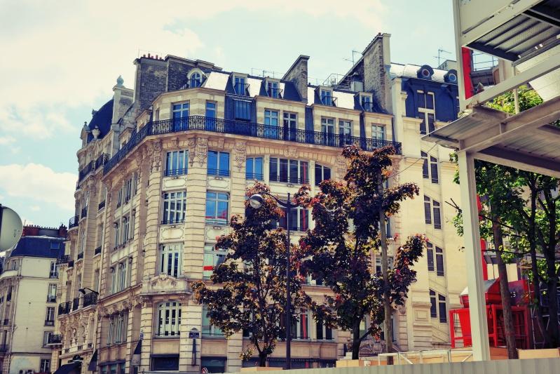 architektur 2 - Wir waren dann mal in Paris