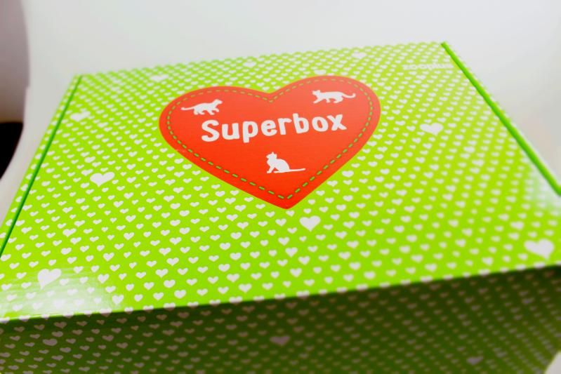 box1 - Zooplus Superbox Katze