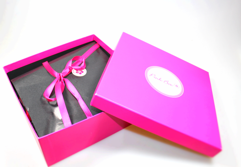 box 1 - Pink Box Juni 2015