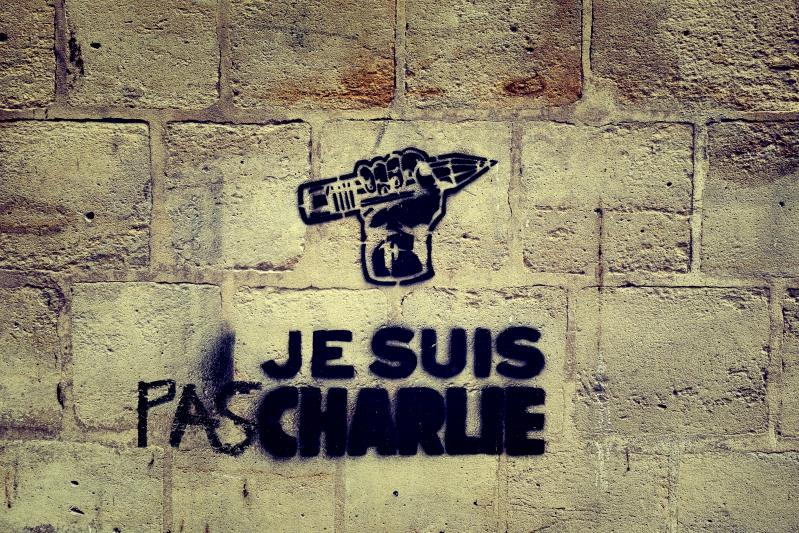 charlie - Wir waren dann mal in Paris