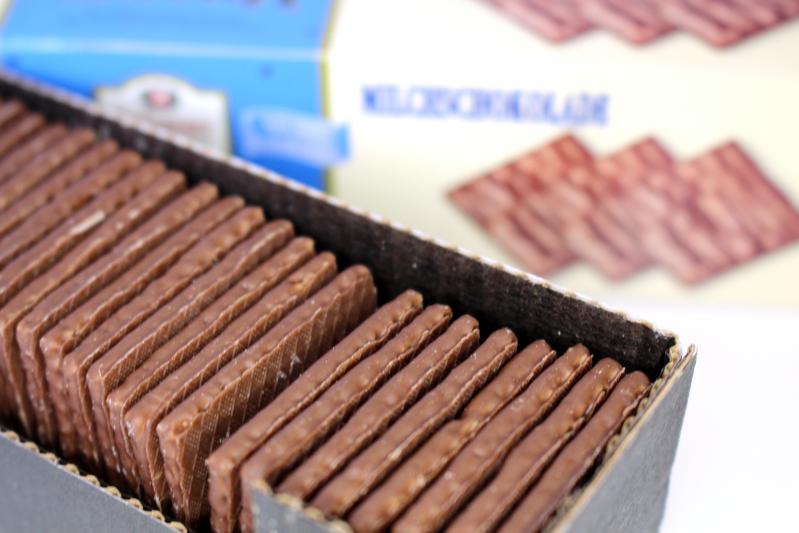 extra close - Wurzener Extra Milchschokolade