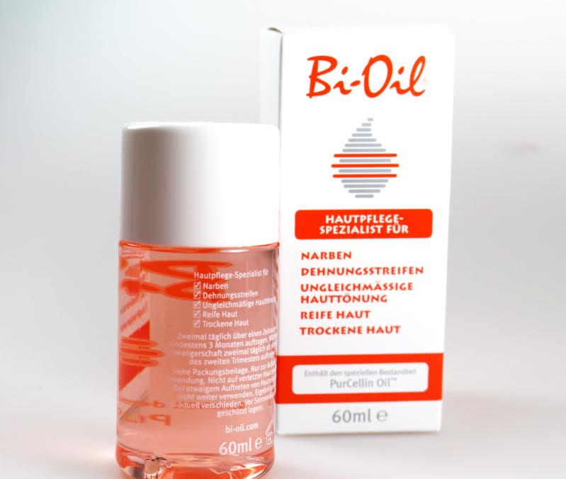 hinten 2 - Bi-Oil im Test