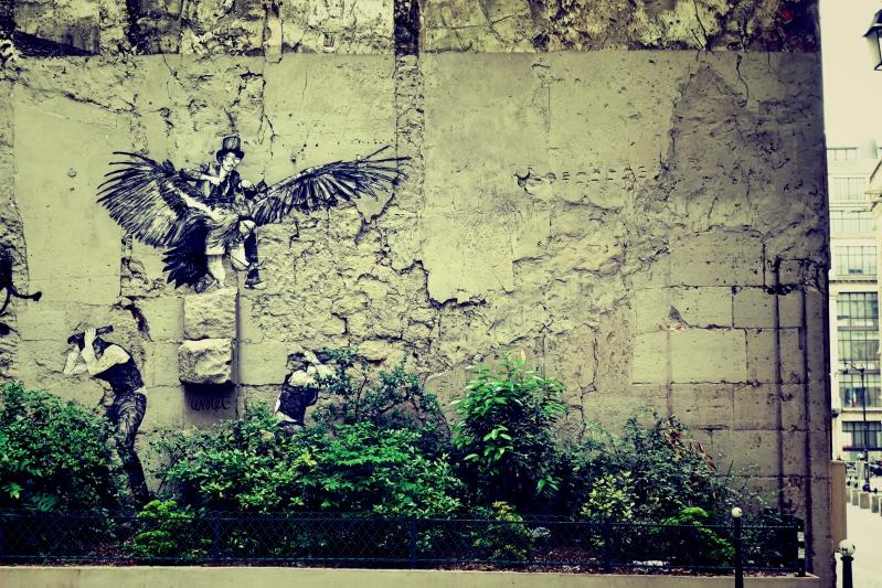 kunst2 - Wir waren dann mal in Paris