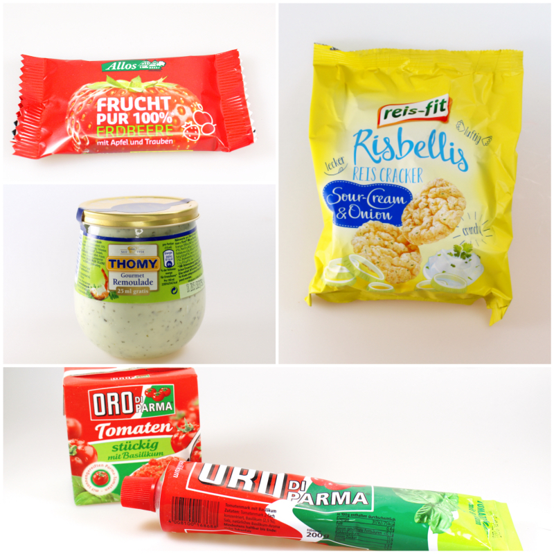 mix - Brandnooz Box Juni 2015