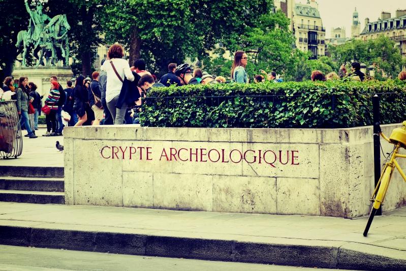 notre menschen - Wir waren dann mal in Paris