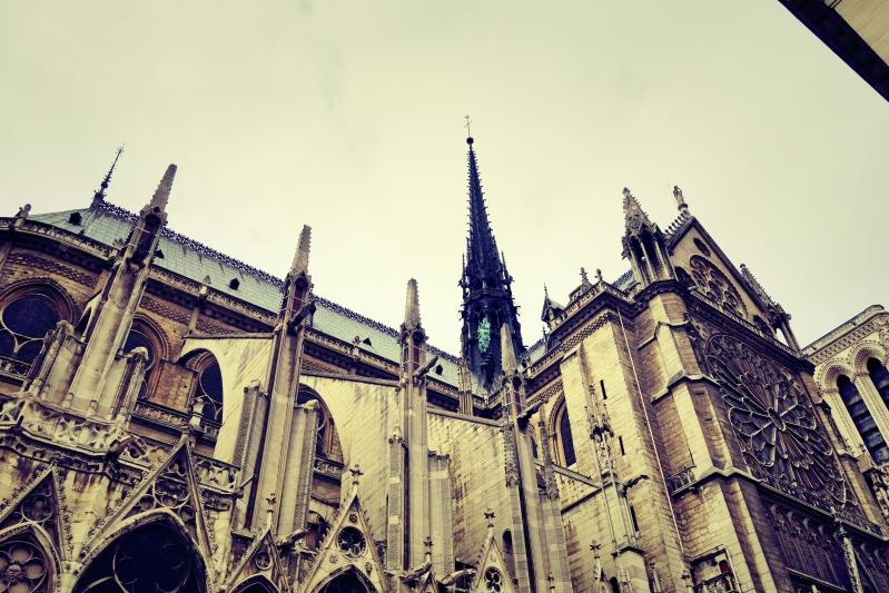 notre seite - Wir waren dann mal in Paris