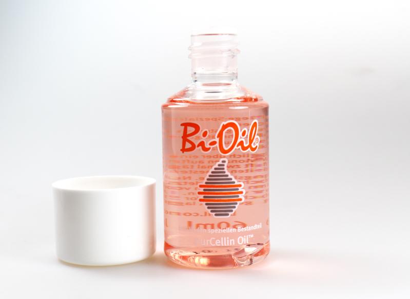 offen - Bi-Oil im Test