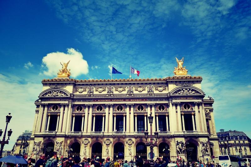 oper - Wir waren dann mal in Paris