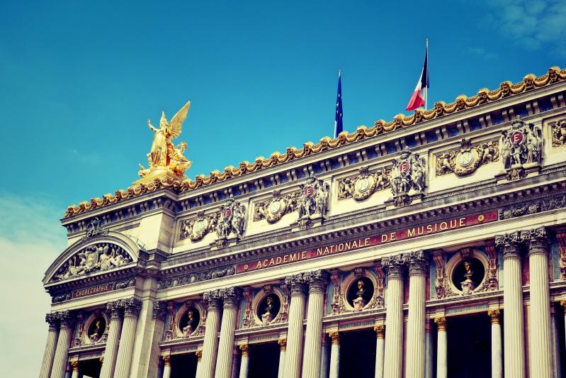 oper 2 - Wir waren dann mal in Paris