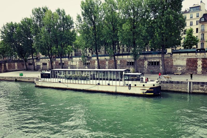 schiff - Wir waren dann mal in Paris