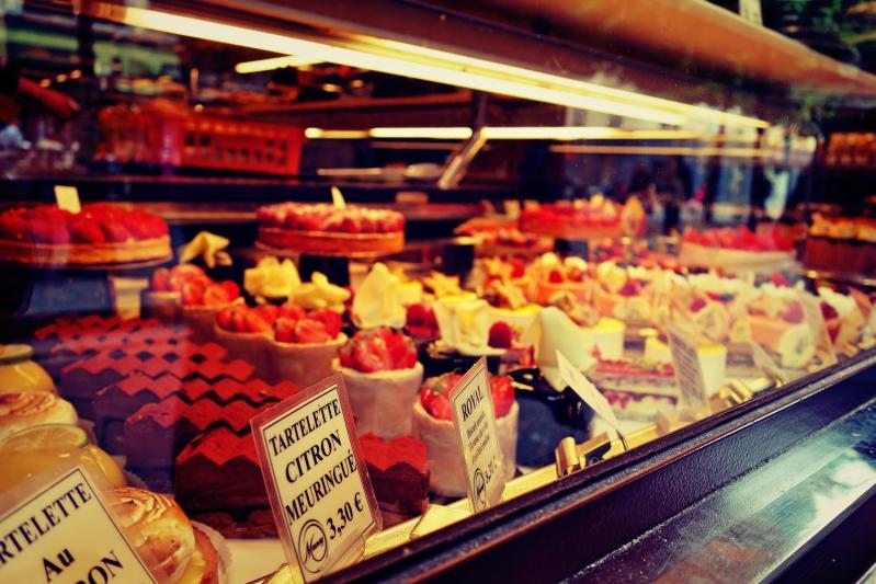 sweets - Wir waren dann mal in Paris