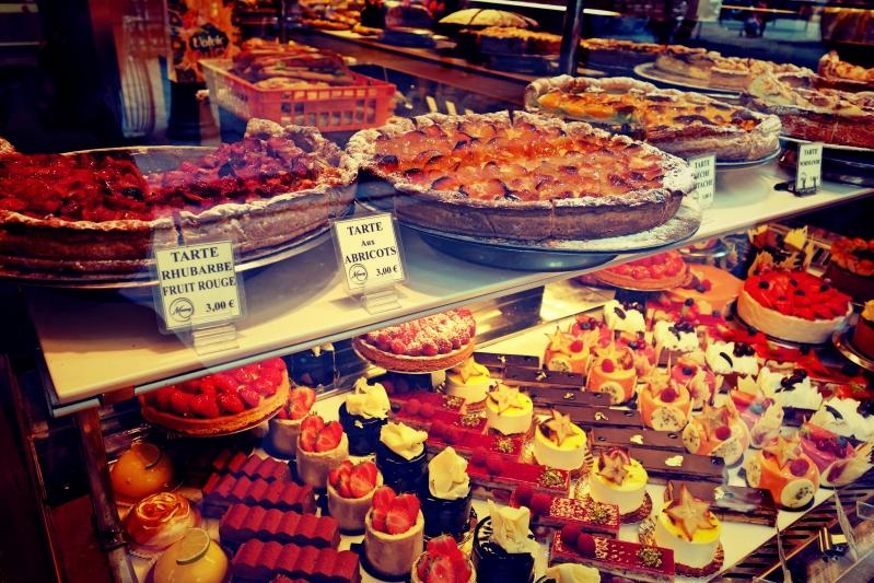 sweets 2 - Wir waren dann mal in Paris