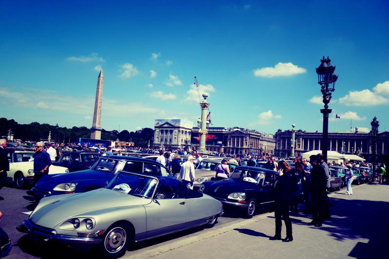 ds totale - Paris - ein Kurzeindruck