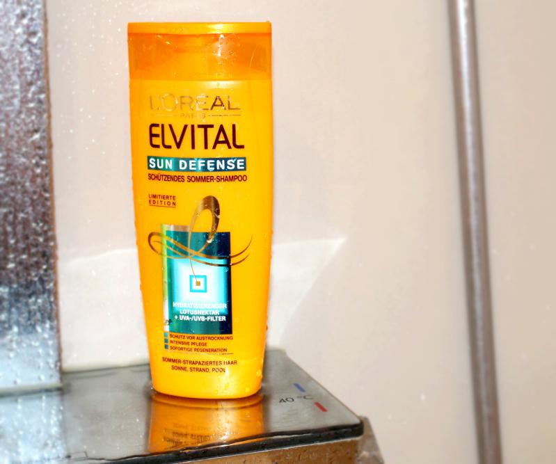 dusche - Elvital Sun Defense Sommer-Shampoo