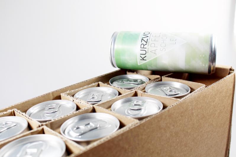 verpack dose - Dein Design zum Trinken & Gewinnspiel