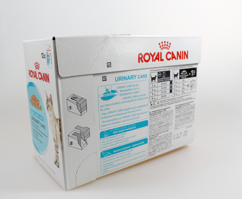 verpack nass hinten - Royal Canin Urinary Care