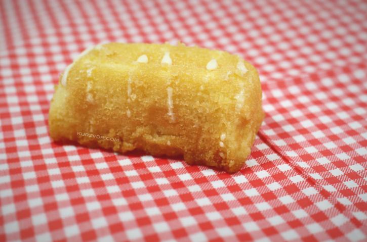 zitrone nah - Kleine Rührkuchen von Dr. Oetker